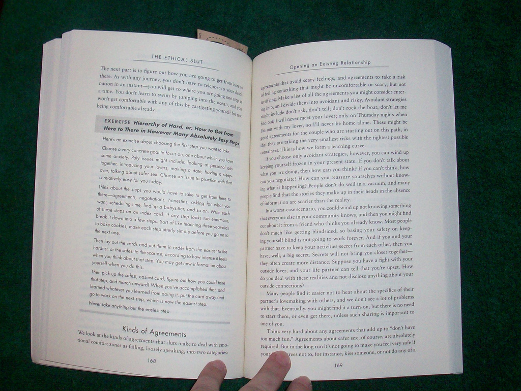 The Ethical Slut Read-Along: Introduction - Kit O'Connell ...